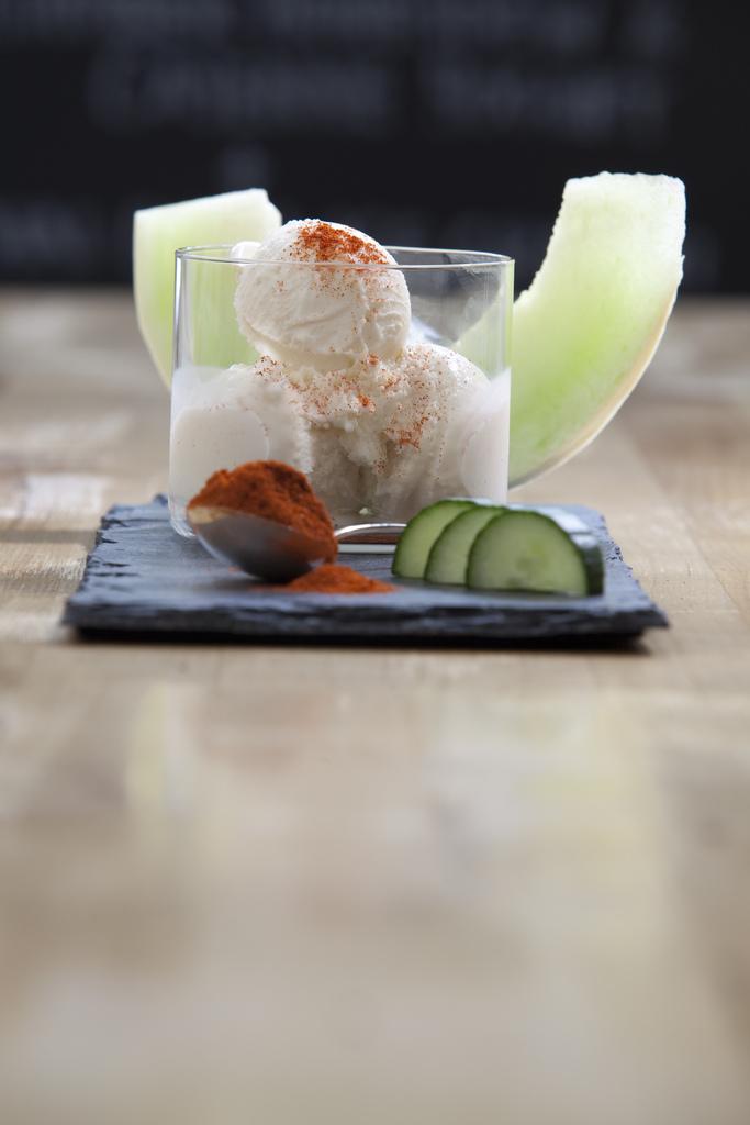 Jeremy slagle cucumber honeydew cayenne