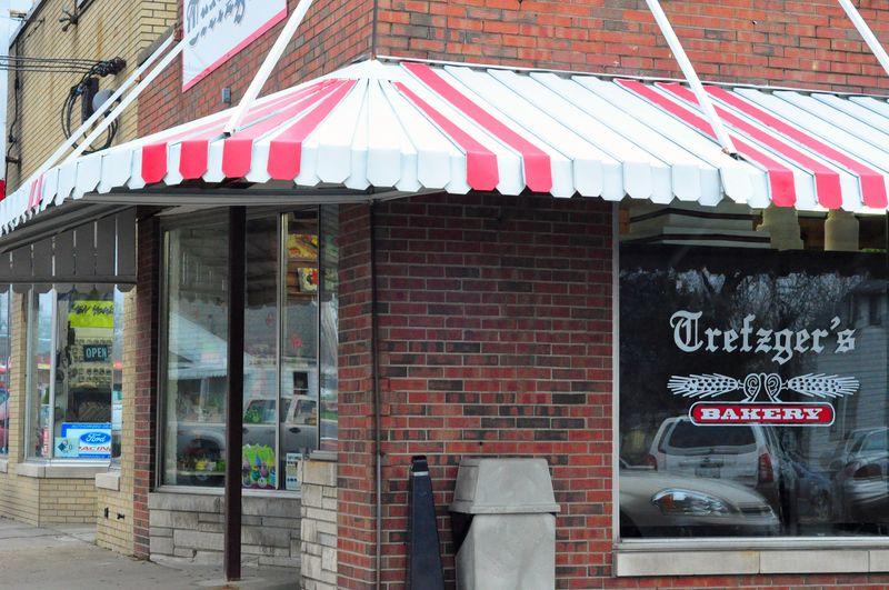 Trefzger's storefront