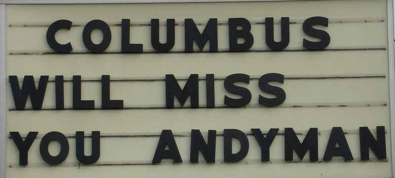 ANDYMAN MARQUEE 4