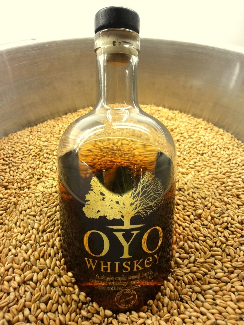 OYO with WHEAT