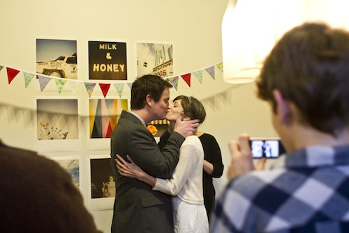 Weddingkiss
